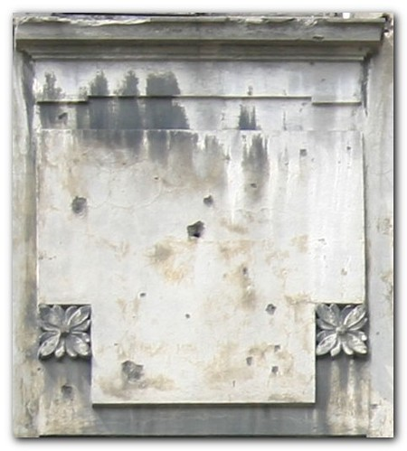 Żelazna 43 - fasada - detal