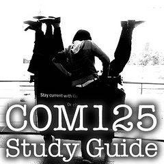 The COM125 Study Guide (Wiki)