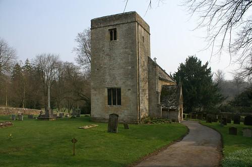 Glympton, Oxfordshire