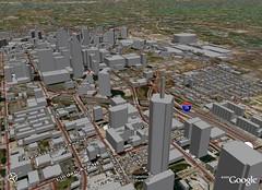 Atlanta in 3D