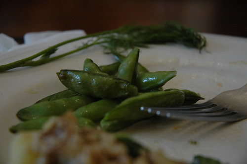 Delicious Sugar Snap Peas