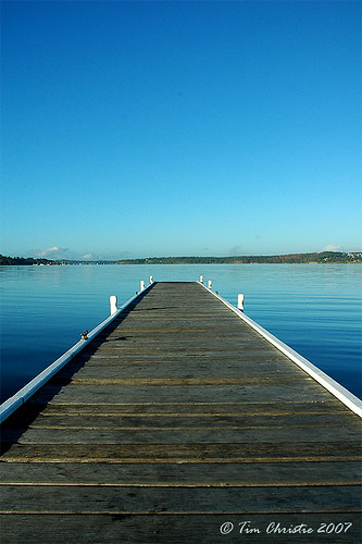 Lake Macquarie Jetty