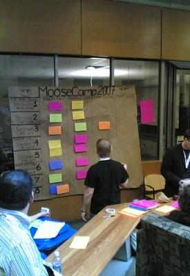 MooseCamp session run down 6