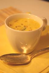 Saffron Oyster Stew