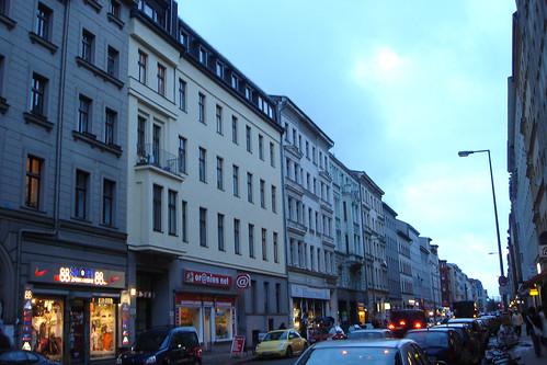 Kreuzberg... again.