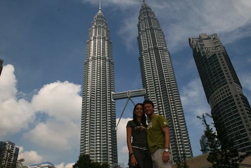 Gemma y yo y las torres