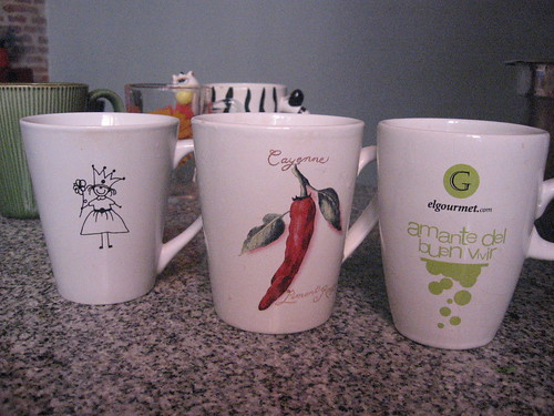 crazy mug collection