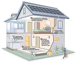 La casa ecológica de El Pa�s