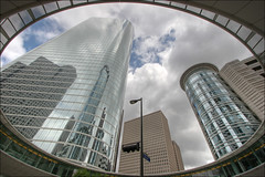 Former Enron Building, Downtown Houston