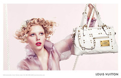 Scarlett Johansson for Louis Vuitton