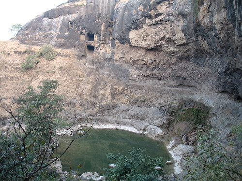 Ellora waterfall