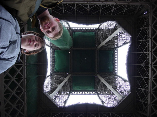 the anus of eiffel tower