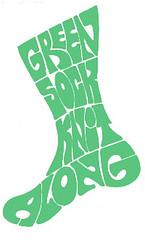 Button for Green Socks Knitalong