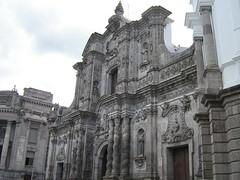 Iglesia de la Compañia - Quito, Ecuador