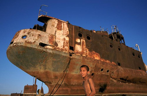 The Shipwreck of the Aral Sea