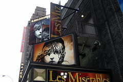 NYC - Theatre District: Majestic Theatre