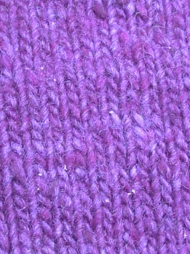 HG sweater stitches