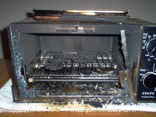 frakkin toaster!
