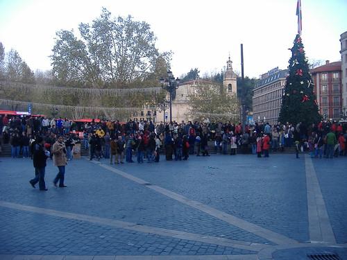 Vivienda digna Manifestación 23-12-2006 Bilbao (5)