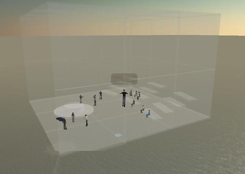 L'amphithéâtre transparent, Evariste Galois