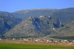 West Syrian Mountain Chain