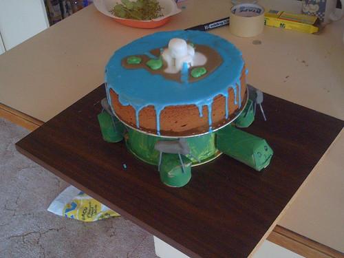 Jase's Birthday Cake