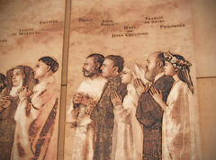 Communion of Saints Tapestries