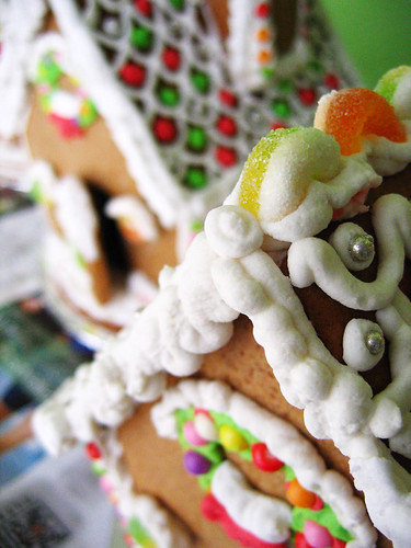 1st Time Gingerbread House