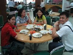 Lunch @ Sop Ikan Batam
