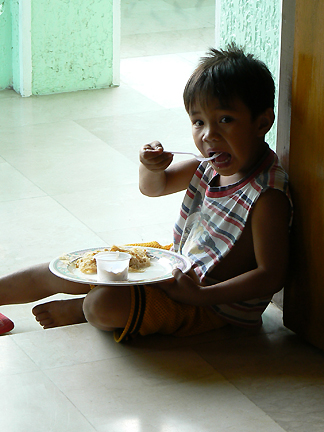 child_eating