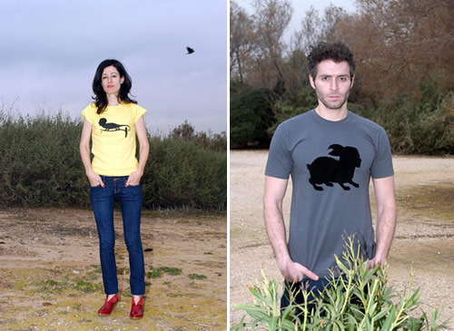 T-Shirts by Bestiario