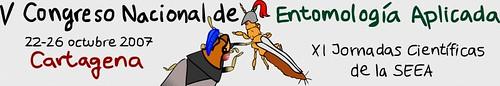V Congreso Nacional de Entomologia Aplicada