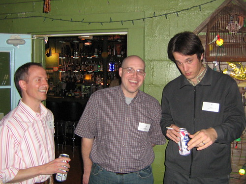 Mark, James and Todd