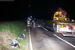 Verkehrsunfall zw. Breckenheim und Nordenstadt 29.03.07
