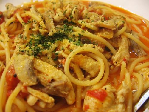 spaghetti/ 義大利麵