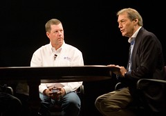 Scott McNealy and Charlie Rose