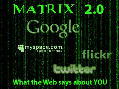Matrix 2.0 graphics for an upcoming blog piece