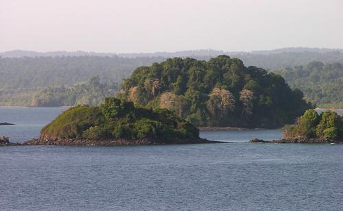 Parque Nacional Isla de Coiba