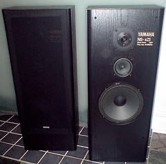Säljes - Yamaha högtalare