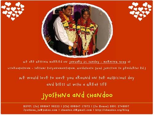 Wedding Invite Page 2