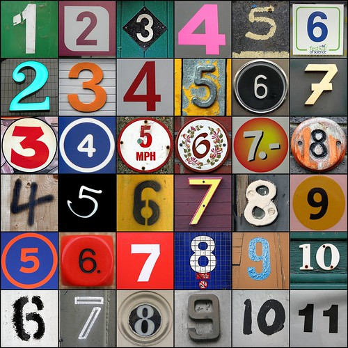 Pick a Number by THEfunkyman.