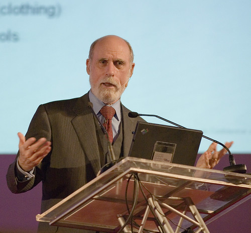 Vint Cerf by Charles Haynes, on Flickr