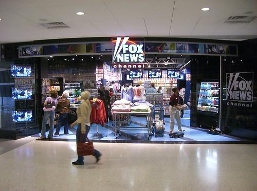 FOX NEWS channel (store?)