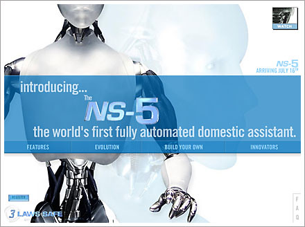 ns-5 personal assistant robot