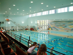 Ladywell Pool, Mayor Bullock says it's old and crumbling down and needs demolishing