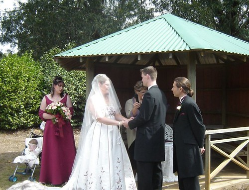 Adam and Dee Getting Married