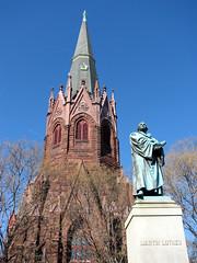 Gorgeous Church at Thomas Circle