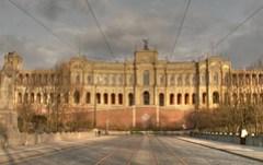 Bayern Parlament I - HDR
