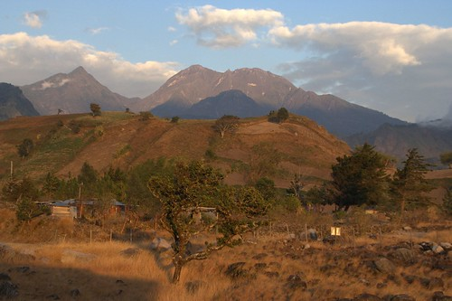 El Volcan Baru en Chiriqu�