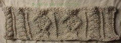 aran jacket rejected swatch